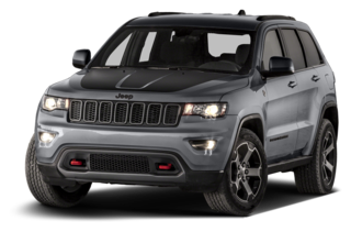 2017 Jeep Grand Cherokee Trailhawk 4dr 4x4