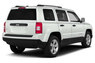 2017 Jeep Patriot Sport 4dr Front-wheel Drive