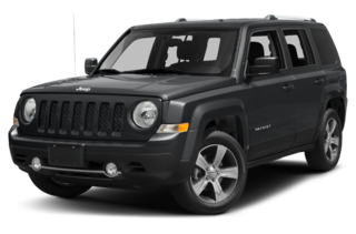 2017 Jeep Patriot Latitude 4dr Front-wheel Drive