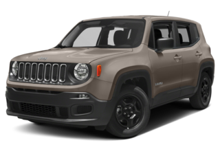 2017 Jeep Renegade Sport 4dr Front-wheel Drive
