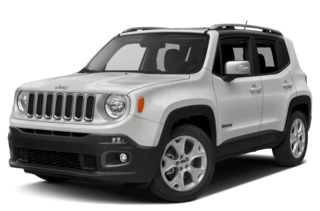 2017 Jeep Renegade Limited 4dr Front-wheel Drive