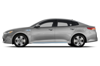 2017 Kia Optima Plug-In Hybrid Plug-In Hybrid EX 4dr Sedan