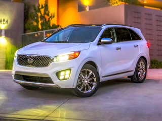 2017 Kia Sorento 3.3L SX 4dr All-wheel Drive