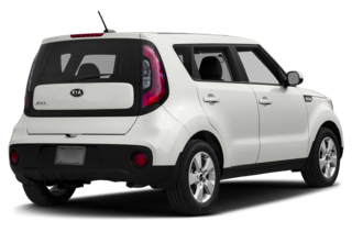 2017 Kia Soul Base (M6) 4dr Hatchback