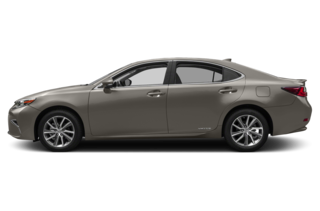 2017 Lexus ES 300h 300h Base 4dr Sedan