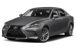 2017 Lexus IS 300 300 Base 4dr All-wheel Drive Sedan