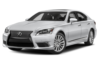 2017 Lexus LS 460 460 L 4dr All-wheel Drive LWB Sedan