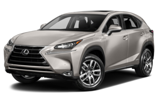 2017 Lexus NX 300h 300h Base 4dr All-wheel Drive