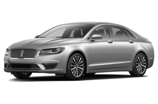 2017 Lincoln MKZ Hybrid Hybrid Black Label 4dr Front-wheel Drive Sedan