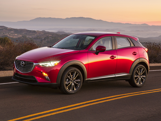 2017 Mazda CX-3 Sport 4dr Front-wheel Drive