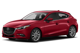 2017 Mazda Mazda3 Grand Touring (M6) 4dr Hatchback