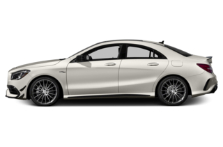 2017 Mercedes-Benz AMG CLA AMG CLA45 4dr All-wheel Drive 4MATIC Sedan