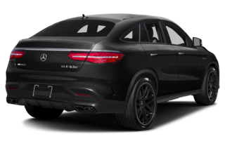 2017 Mercedes-Benz AMG GLE AMG GLE63 S Coupe 4dr All-wheel Drive 4MATIC