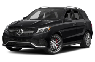 2017 Mercedes-Benz AMG GLE AMG GLE63 4dr All-wheel Drive 4MATIC Sport Utility