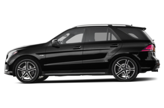 2017 Mercedes-Benz AMG GLE43 AMG GLE43 4dr All-wheel Drive 4MATIC Sport Utility