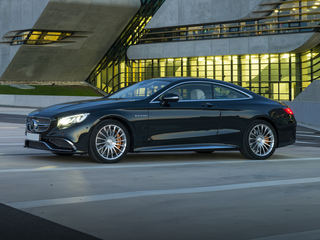 2017 Mercedes-Benz AMG S AMG S65 2dr coupe