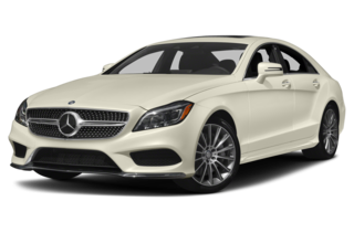 2017 Mercedes-Benz CLS550 CLS550 4dr Rear-wheel Drive Sedan