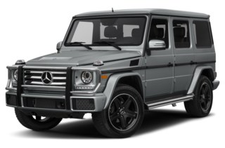 2017 Mercedes-Benz G-Class G550 4dr All-wheel Drive