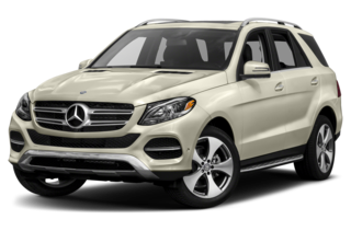 2017 Mercedes-Benz GLE-Class GLE350 4dr All-wheel Drive 4MATIC