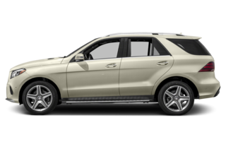 2017 Mercedes-Benz GLE-Class GLE400 4dr All-wheel Drive 4MATIC Sport Utility