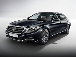 2017 Mercedes-Benz S-Class S600 4dr Sedan