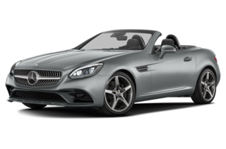 2017 Mercedes-Benz SLC-Class SLC300 2dr Roadster