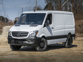 2017 Mercedes-Benz Sprinter 2500 2500 Standard Roof I4 Worker Cargo 144 in. WB Rear-wheel Drive