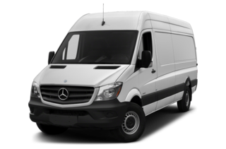 2017 Mercedes-Benz Sprinter 2500 2500 High Roof V6 Extended Cargo Van 170 in. WB 4WD