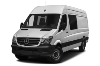 2017 Mercedes-Benz Sprinter 2500 2500 Standard Roof V6 Crew Van 144 in. WB 4WD