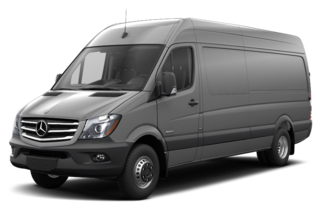 2017 Mercedes-Benz Sprinter 3500XD 3500XD High Roof V6 Cargo Van 170 in. WB Rear-wheel Drive DRW