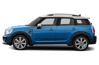 2017 MINI Countryman Cooper 4dr Front-wheel Drive Sport Utility