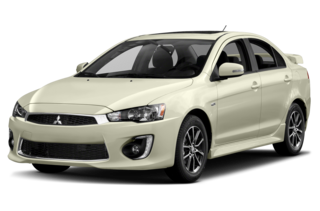 2017 Mitsubishi Lancer ES 4dr Front-wheel Drive Sedan