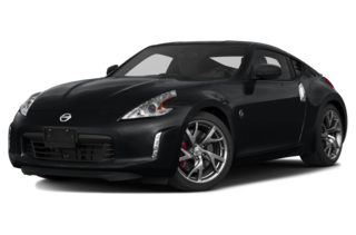 2017 Nissan 370Z Base (M6) 2dr Coupe
