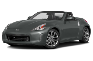2017 Nissan 370Z Touring Sport (M6) 2dr Roadster