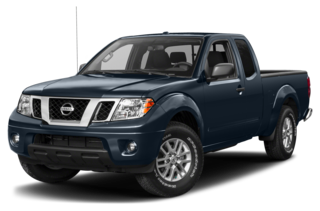 2017 Nissan Frontier SV-I4 (A5) 4x2 King Cab
