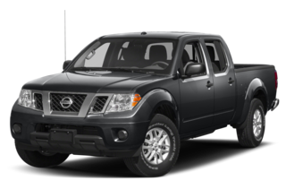 2017 Nissan Frontier SV (A5) 4x4 Crew Cab Long Bed