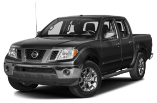 2017 Nissan Frontier SL (A5) (SOP March 2017) 4x4 Crew Cab 6 ft. box 139.9 in. WB