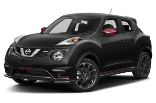2017 Nissan Juke NISMO 4dr Front-wheel Drive