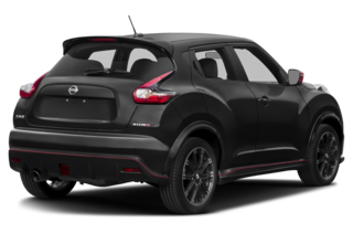 2017 Nissan Juke NISMO RS 4dr Front-wheel Drive