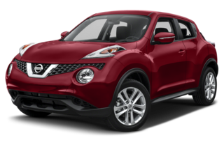 2017 Nissan Juke S 4dr All-wheel Drive