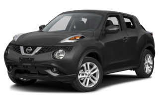 2017 Nissan Juke SL 4dr All-wheel Drive