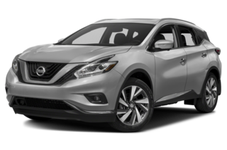 2017 Nissan Murano SL 4dr Front-wheel Drive