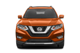 2017 Nissan Rogue Hybrid Hybrid SV 4dr Front-wheel Drive