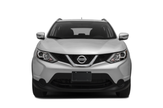 2017 Nissan Rogue Sport Sport S 4dr Front-wheel Drive