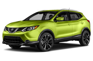 2017 nissan rogue sport sv 4dr all wheel drive buyers for Nissan rogue sv invoice price