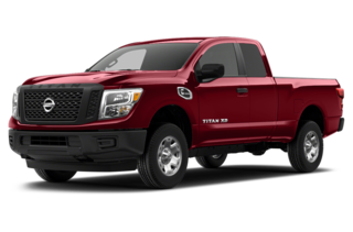 2017 Nissan Titan XD XD S Gas 4dr 4x2 King Cab 6.3 ft. box 139.8 in. WB