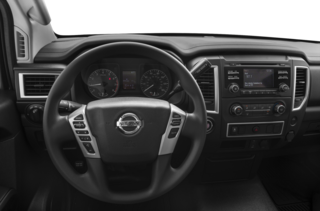 2017 Nissan Titan S 2dr 4x2 Single Cab 139.8 in. WB