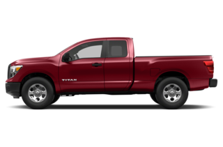 2017 Nissan Titan S 4dr 4x2 King Cab 6.3 ft. box 139.8 in. WB