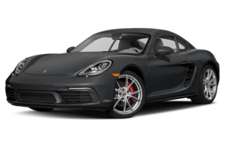 2017 Porsche 718 Cayman S 2dr Rear-wheel Drive Coupe