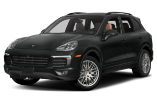 2017 Porsche Cayenne Platinum Edition 4dr All-wheel Drive
